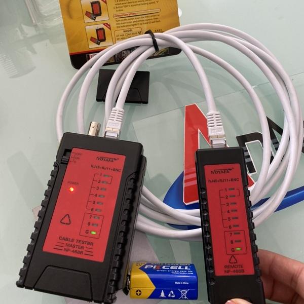 máy test mạng NF-468B