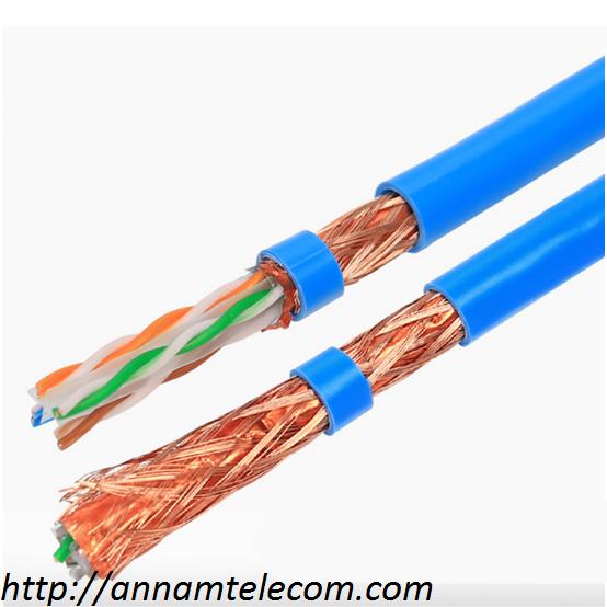 Cáp mạng Cat7 S/FTP