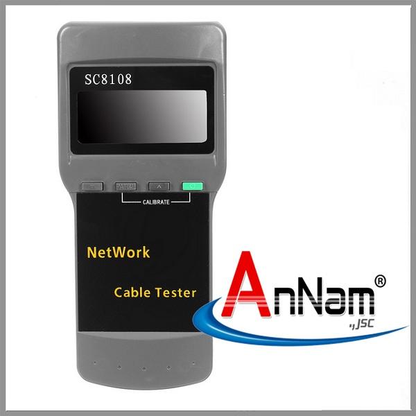 Máy Test mạng đa năng SC-8108