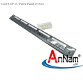 Thanh đấu nối Patch Panel RJ11 Cat3 AMP 25port  P/N 1711213-3