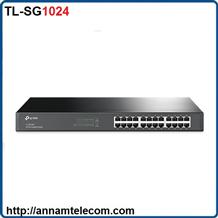 Bộ chia tín hiệu 24 cổng Gigabit TL-SG1024 TP-LINK