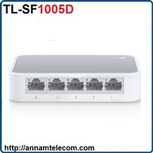 Bộ Chia Tín Hiệu Để Bàn 5 cổng 10/100Mbps (TL-SF1005D) TP-LINK