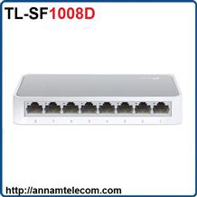 Bộ Chia Tín Hiệu Để Bàn 8 cổng 10/100Mbps (TL-SF1008D) TP-LINK