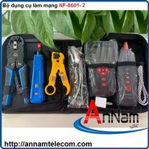 Bộ dụng cụ làm mạng NF-8601-2