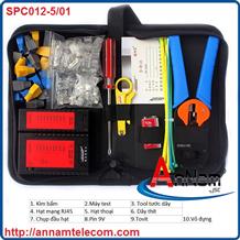 Bộ dụng cụ làm mạng SPC012-5/01 hãng SHIPUCO
