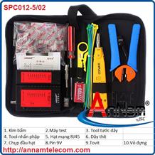 Bộ dụng cụ làm mạng SPC012-5/02 hãng SHIPUCO