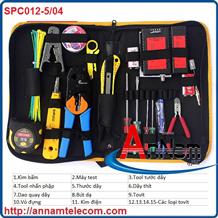 Bộ dụng cụ làm mạng SPC012-5/04 hãng SHIPUCO