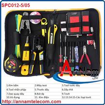 Bộ dụng cụ làm mạng SPC012-5/05 hãng SHIPUCO