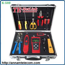 Bộ dụng cụ làm mạng TE-NETLINK K-508