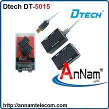 Bộ khuyếch đại USB qua Lan 60M - Dtech DT-5015
