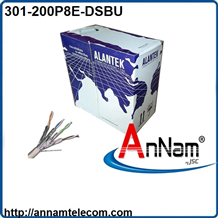 Cáp mạng Alantek cat5E UTP cho thang máy 301-200P8E-DSBU
