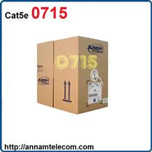 Cáp mạng Cat5e 0715