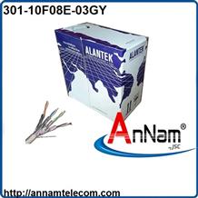 Cáp mạng cat5e FTP Alantek 301-10F08E-03GY