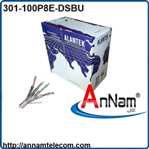 Cáp mạng cho thang máy cat5e FTP Alantek 301-100P8E-DSBU