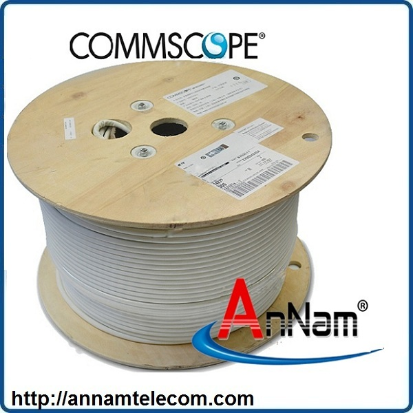 Cáp mạng COMMSCOPE Cat6A FTP PN 1859218-2 (884024508/10)