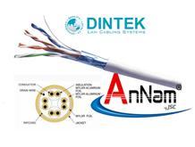 Cáp mạng Dintek CAT5 FTP