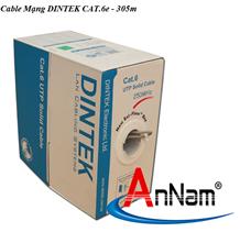 Cáp mạng  Dintek CAT6 UTP