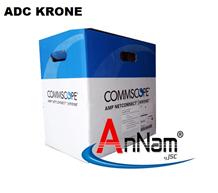 Cáp mạng TE-KRONE Cat5E Copper ngoài trời sẵn hàng phân hối chính hãng