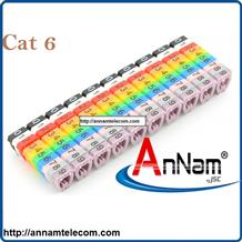 Đánh dấu dây mạng Cat6 số từ 0-9(bằng nhựa loại kẹp)
