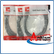 Dây nhảy Patch cord  ADC Krone Cat5e 20m