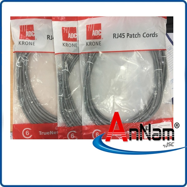 Dây nhảy Patch cord Cat6 ADC Krone 10m