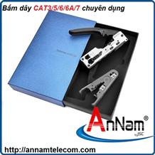 Kìm bấm mạng Cat6A Cat7 Shipuco