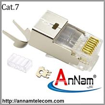 Hạt mạng cat7 chống nhiễu FPT/STP/S-FTP