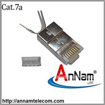Hạt mạng Cat7a chống nhiễu STP/S-FTP