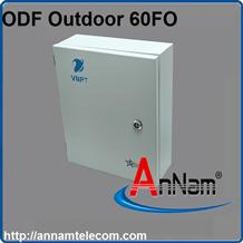 Hộp phối quang ODF 60Fo ngoài trời  đầy đủ phụ kiện