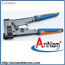 Kìm bấm mạng COMMSCOPE/AMP 2-231652-1/0 chính hãng