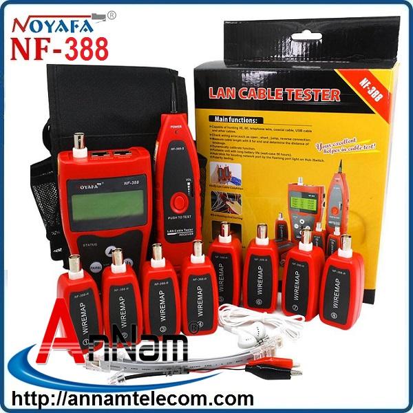 www.123nhanh.com: Máy Test mạng đa năng NF-388 chính hãng Noyafa