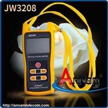 Máy Thu công suất quang JW3208, Màn hình LCD
