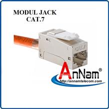 Nhân mạng chống nhiễu CAT7 (modul jack cat7)