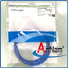 Patch Cord Commscope Cat5e 3m mã 1-1859239-0