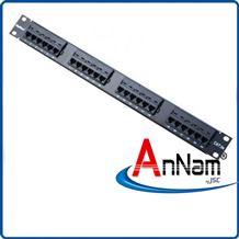 Patch panel 24 port Dintek CAT5e