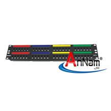 Patch panel 48 Port Dintek CAT5e