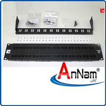 Patch Panel ADC KRONE Cat5 48-port P/N(6653 1 587-48)