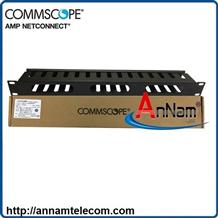 Thanh quản lý cáp ngang AMP chuẩn 19  MÃ 1427632-1 dùng cho tủ rack