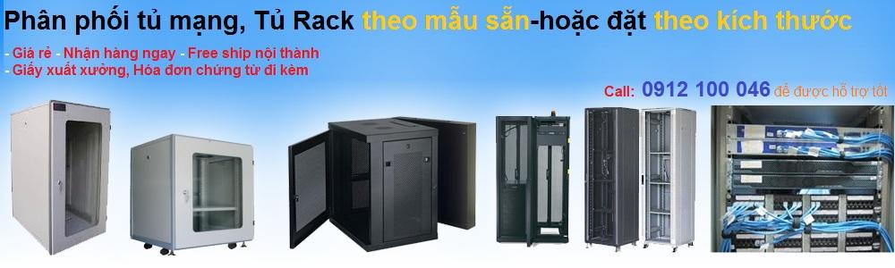 Tủ mạng - Tủ rack